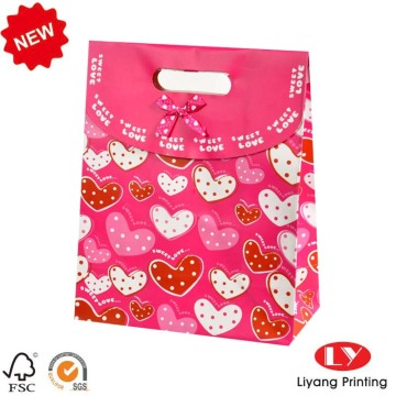 High quality Custom made Paper bag for shopping