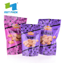 Bio Compostable Plastic Bags For Packaged Nuts