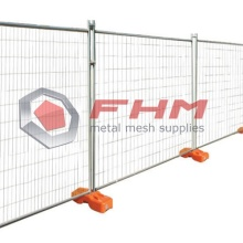 Galvanized Temporary Fence of Welded Wire for Construction
