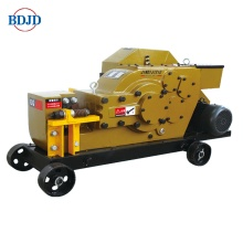 Rebar Cutting Machine for Parallel Thread Splicing