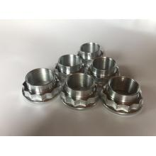Galvanized Steel Hex Nut