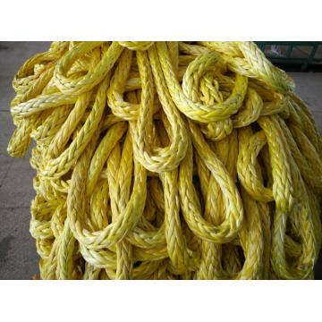 High Performance Super Max 12 Strand UHMWPE Rope