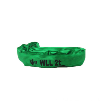 2 Ton Endless Green Lifting Round Sling