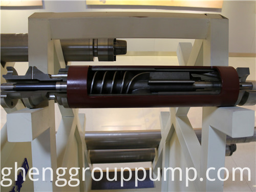 Double stage centrifugal pump separator