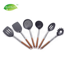 6 Piece Coating Handle Nylon Cooking Tools