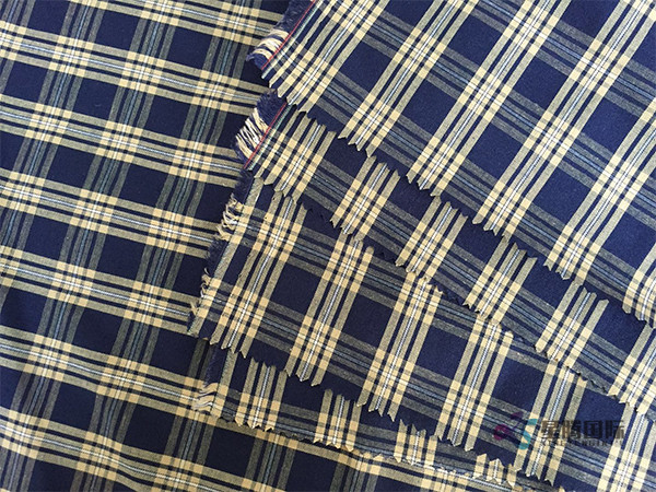 Cotton Blend Shirting Material