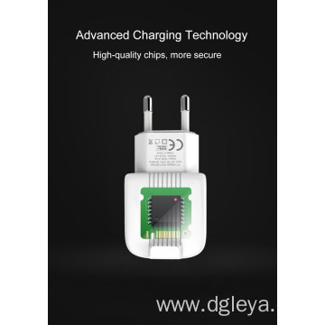 Dual Port USB Charger 2.4A Wall Charger