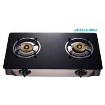 Table Gas Stove With 2 Burners