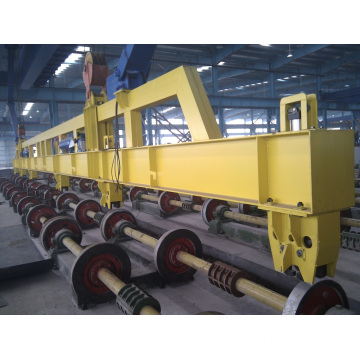 SPC Concrete Pole Centrifugal Machine