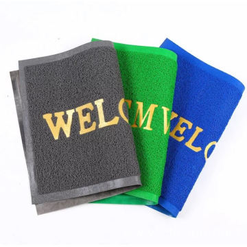 Best selling products mat with welcome