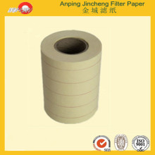 Yellow Air Filter Paper