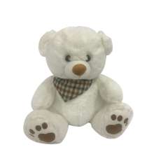 Plush Teddy Bear White