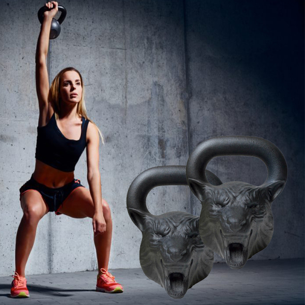 Personalized Kettlebell
