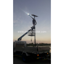 New Arrival China for 30W Solar Street Light 40w Solar Street Light Solar LED Lighting supply to Cambodia Manufacturer