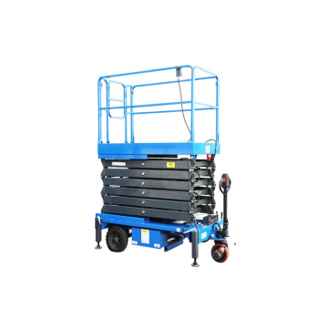 Hot sell Electric Mobile Scissor Lift Work Platform