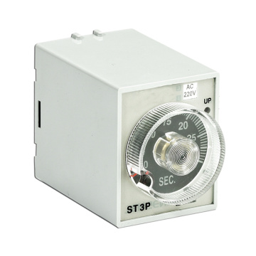 ST3P series digital electrical timer relay