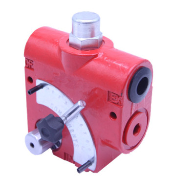flow control valve in Germany