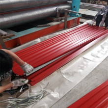 Top for Pre Painted Roofing Sheets Blue Corrugated Roofing Steel Sheet supply to French Polynesia Manufacturer