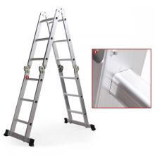 Cheap for Aluminum Multifunction Ladder factory direct steps multipurpose ladder export to Mauritania Factories