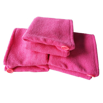 microfiber towel for hair wrap turban band