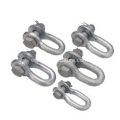 Hot-dip Galvanized Steel U Shape Shackle