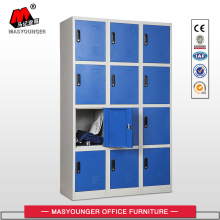 Short Lead Time for School Lockers 12 Door Bag Store Metal Locker supply to China Hong Kong Wholesale