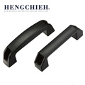 ABS Black Cabinet Handles