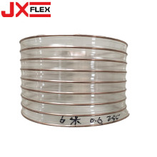 Wire Reinforced PU Spiral Duct Hose
