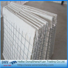 High Quality hot dip galvanized hesco bastion