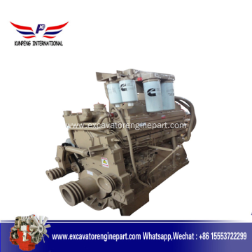 Good Quality for Cummins Kt19 Engine Cummins diesel engines KTA19 series for marine supply to Guinea Factory