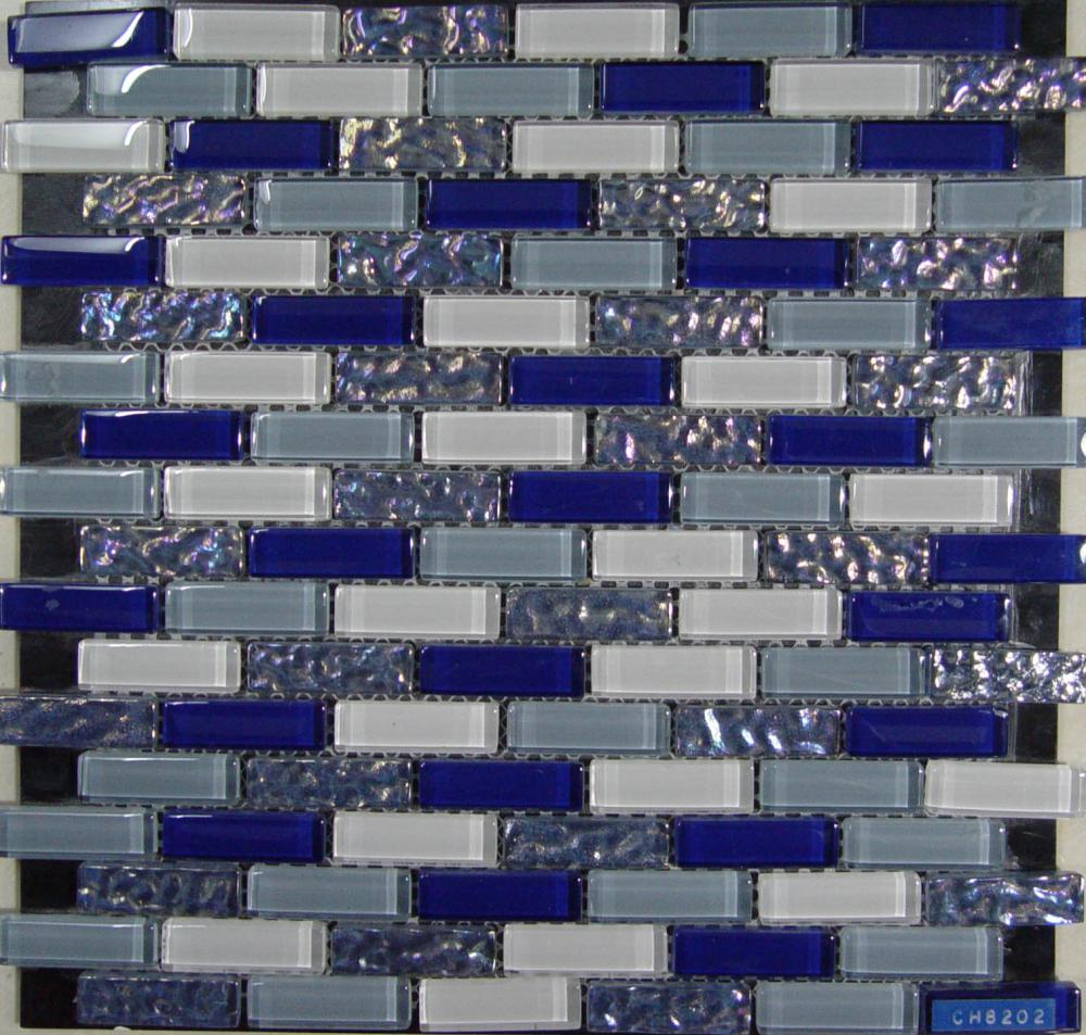 Fashion Color Mixed Glass Mosaic