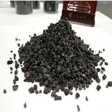Especificação calcinada do coque do petróleo 1-3mm / 1-5mm Petcoke