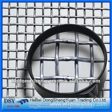 Customized for Galvanized Crimped Wire Mesh Top quality Square Decorative Stainless Steel Woven Crimped Wire Mesh export to Sao Tome and Principe Importers