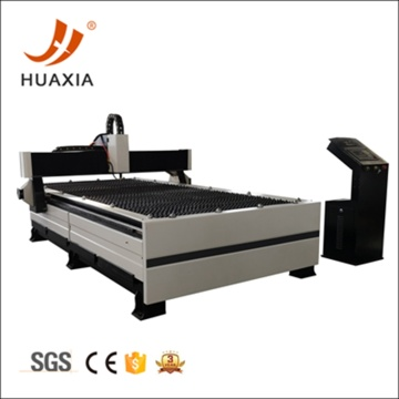 Plasma cutting table with software