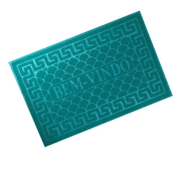Linyi factory welcome entrance coil door mat