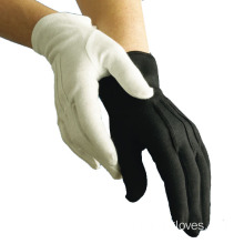 Customized for Camouflage Cotton Gloves Quality Cotton White and Black Gloves supply to Cameroon Wholesale