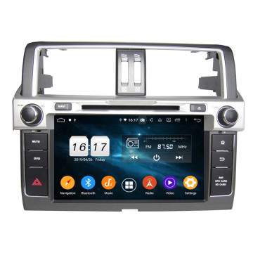 android auto dvd player for Prado 2014