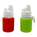 Small Size Large Capacity Sports Silicone Travel Bottle