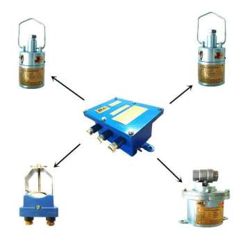 Transferring Point Sparyer of Automatic Water System