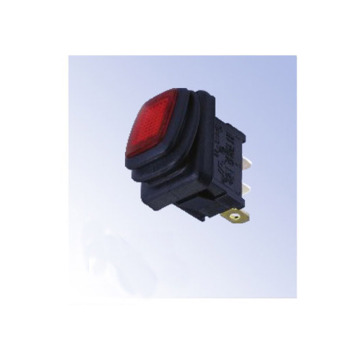 High Current CUL Automotive Rocker Switches