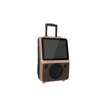 Trolley Party Portable Bluetooth speaker with Screen