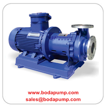 China for Horizontal Multistage Chemical Pump Stainless Steel Acid Magnetic Chemical Pump supply to French Guiana Factories