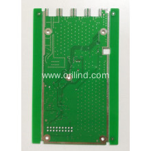 Reliable Supplier for Hot Air Soldering Tin finger circuit board supply to Yugoslavia Manufacturer