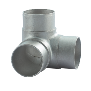 Precision Casting Pipe Fitting