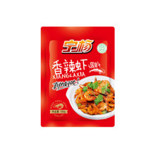 Leading Manufacturer for Spicy Seasoning,Tofu Seasoning,Cooking Seasoning Manufacturer in China Hot&Spicy Fried Shrimp Seasoning export to Gambia Supplier