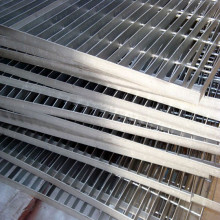 Best quality Low price for Stainless Drain Steel Grating Stainless Steel Bar Grating supply to Belgium Factory