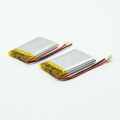 3.7v lipo batteries cell with pcb for GPS
