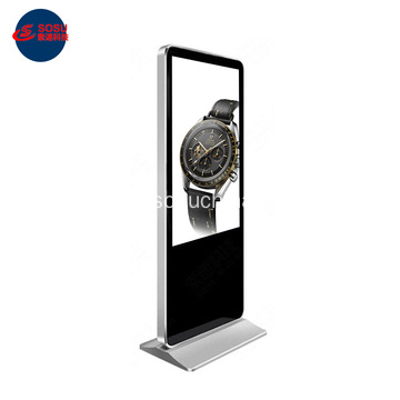 60 inch digital signage advertising equipment