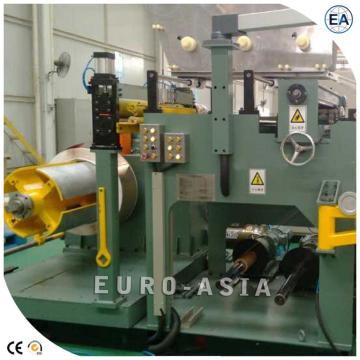 Transformer LV Foil Coil Winding Machine