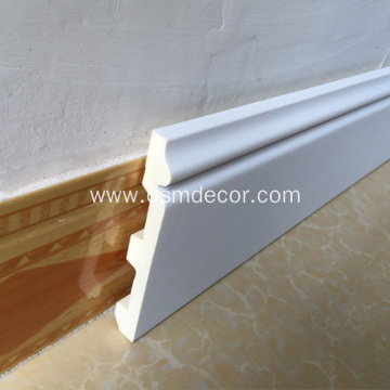PU Skirting Boards for Protecting Wall Footing